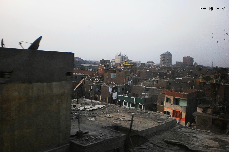 Azoteas de El Cairo