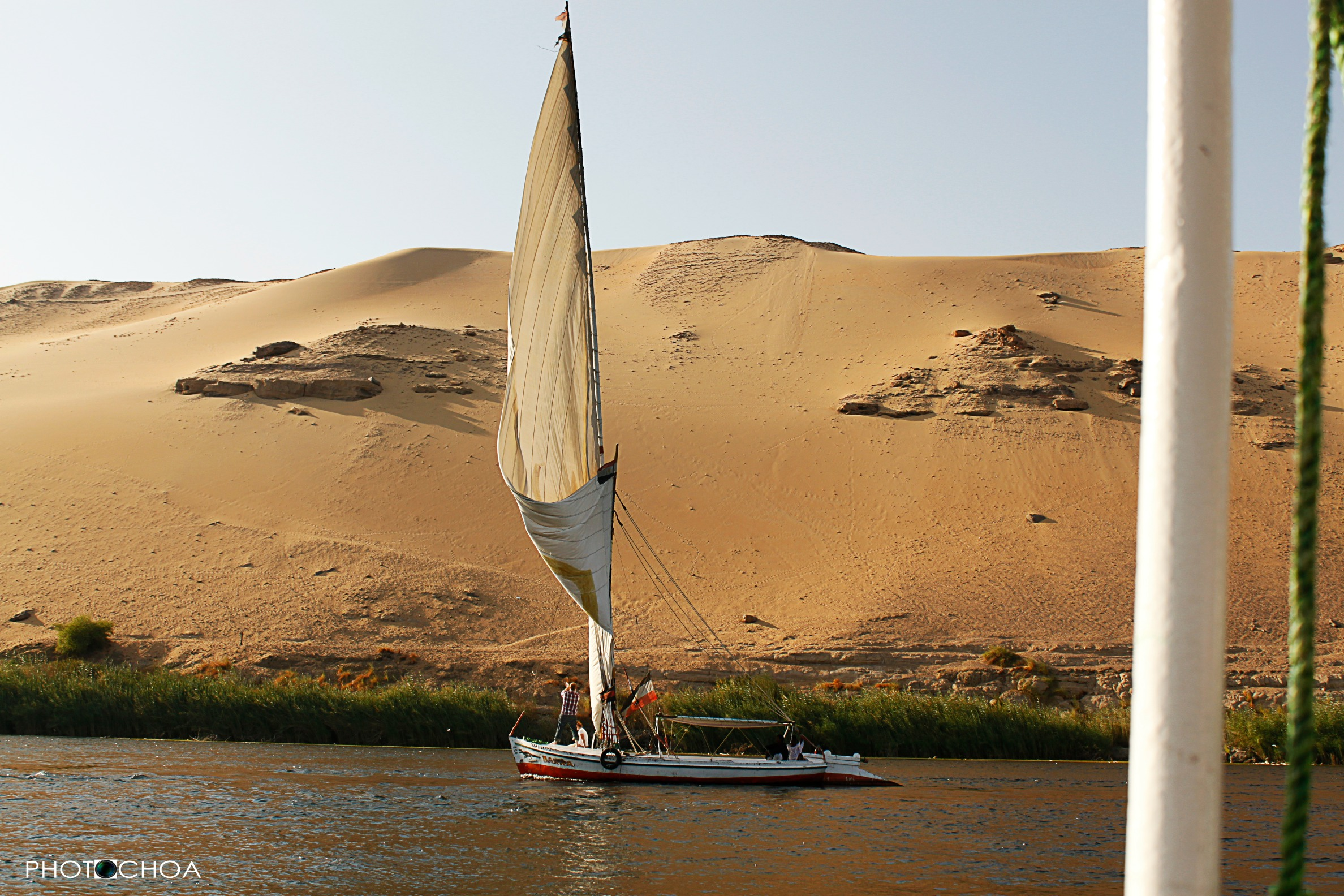 Río Nilo PHOTOCHOA
