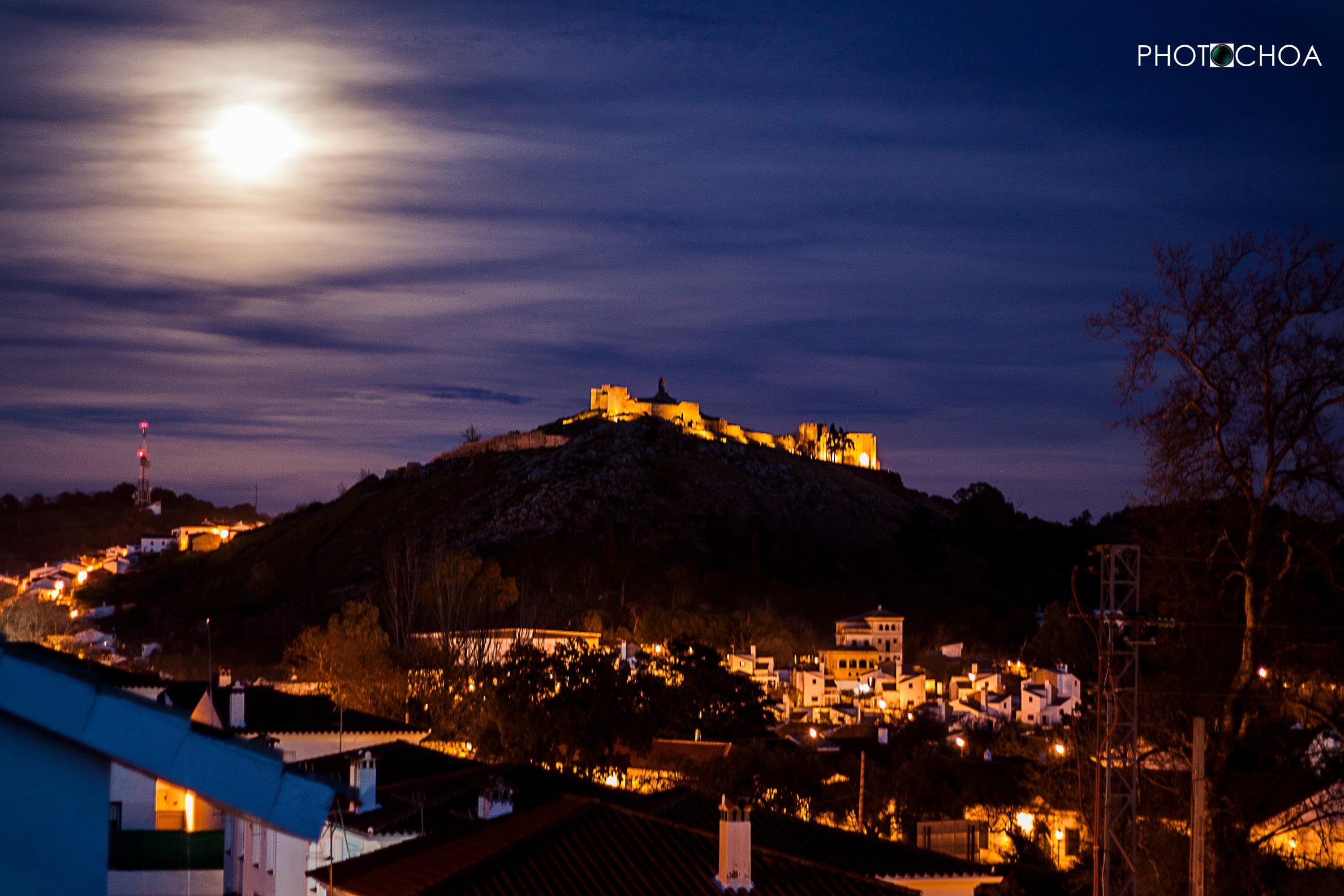 Castillo de Aracena PHOTOCHOA